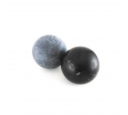 Therapeutic stress balls shungite healing 3,5cm