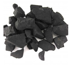 Shungite stones for purifying water 485g