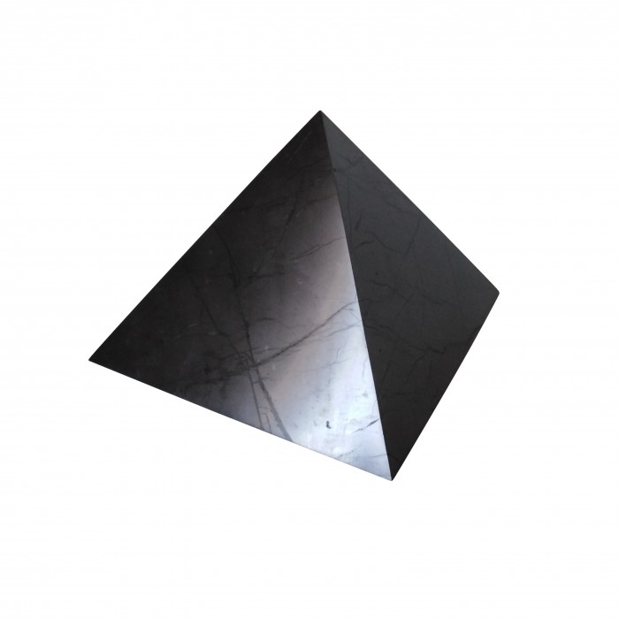 Shungite pyramid from 3 to 15cm