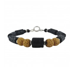 lava best beads with yellow lava for mindfulness