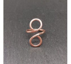 infinity copper ring buy