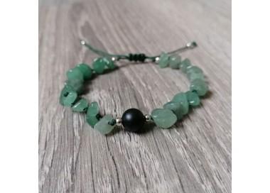 bracelet with stones Be Cucune