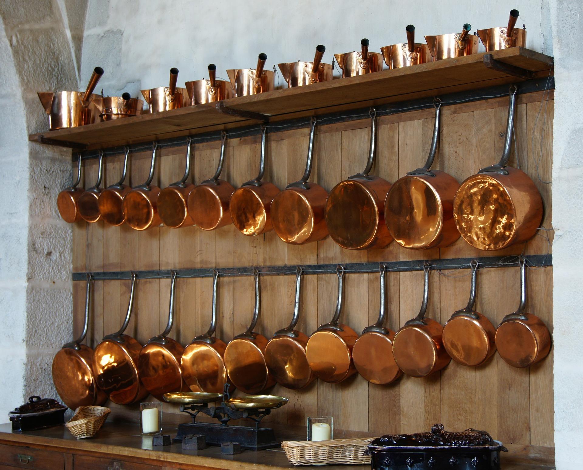copper pots alternative absorption of copper