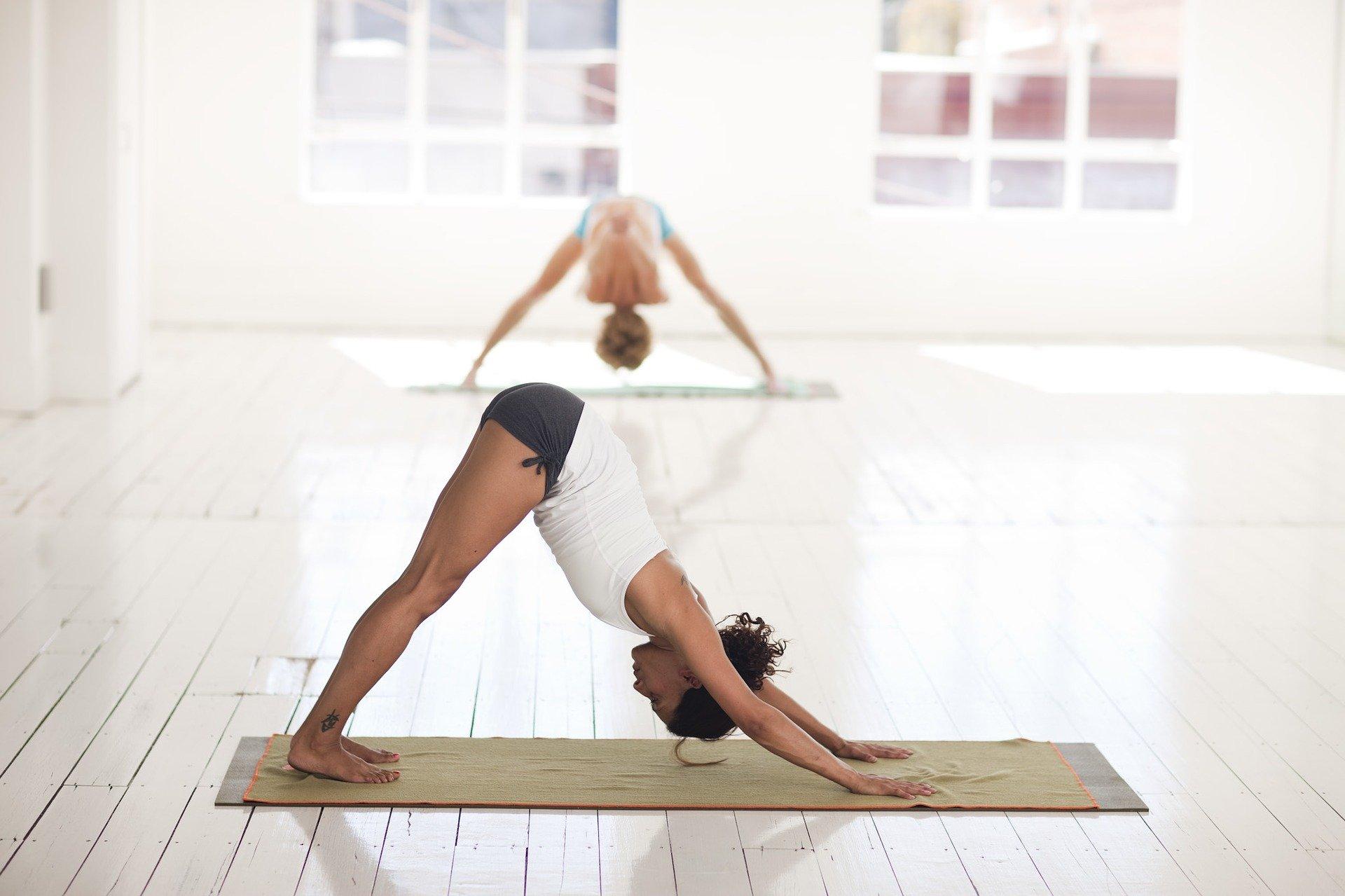 yoga position adho mukha svanasana