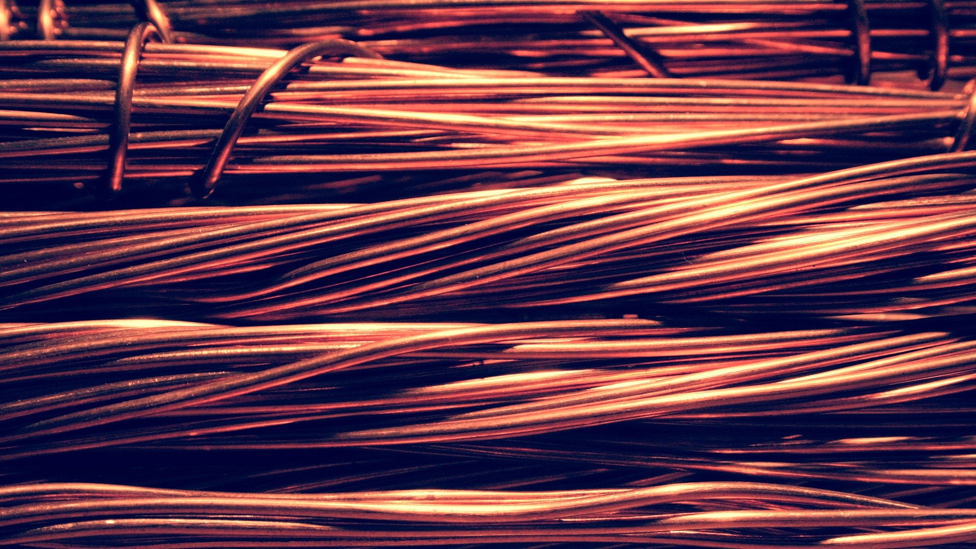 pure copper wires with healthy benefits