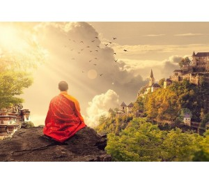 Meditation - a way to rest and regenerate